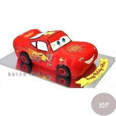 3D car (mcqueen)