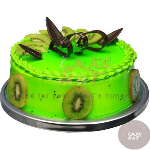 Kiwi fruit birthday cake image inspiration of cake and for Decoration kiwi