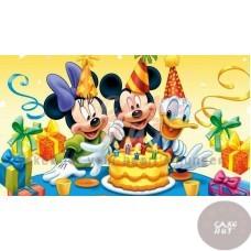 M I C K E Y  M O U S E Picture cake