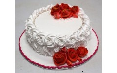 Nozzle cake Red & White