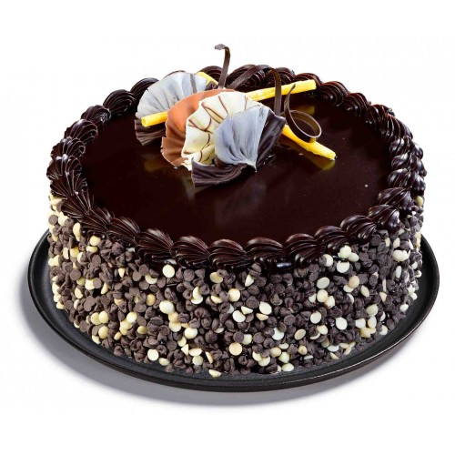 Double Chocolate Cake Birthday Cakes CochinSend To CochinErnakulam Onlinebuy Online Cochin