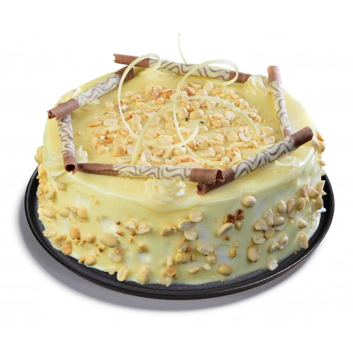 Peanut Butter Cake Birthday Cakes CochinSend Cake To Cochin