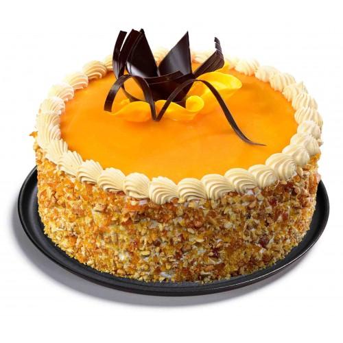 Praline Butterscotch Birthday Cakes CochinSend Cake To CochinErnakulam Onlinebuy Online Cochin