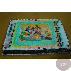 Photo Cake  [upload picture]