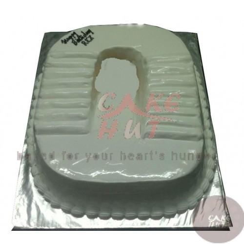 Indian Flavour Birthday Cake